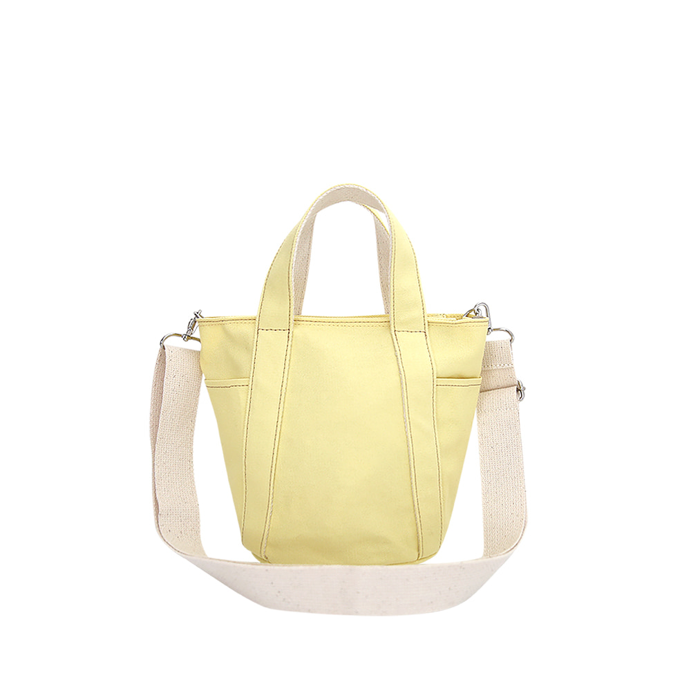 Pote bag half - lemon